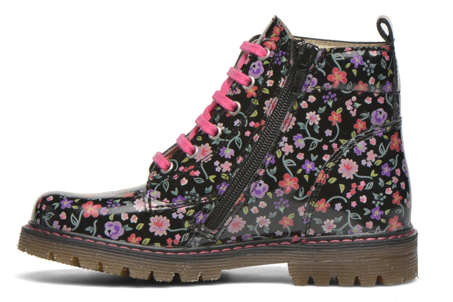Ankle boots Bopy Saviere Multicolor front view