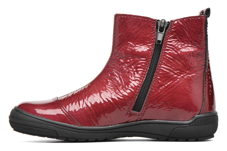 Bottines et boots Bopy Sazap Bordeaux vue face