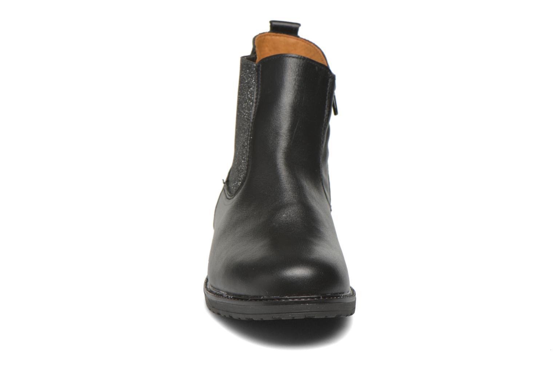 Bottines et boots Bopy Sermes Noir vue portées chaussures