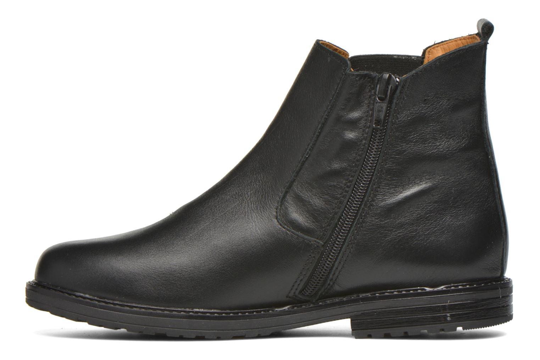 Bottines et boots Bopy Sermes Noir vue face