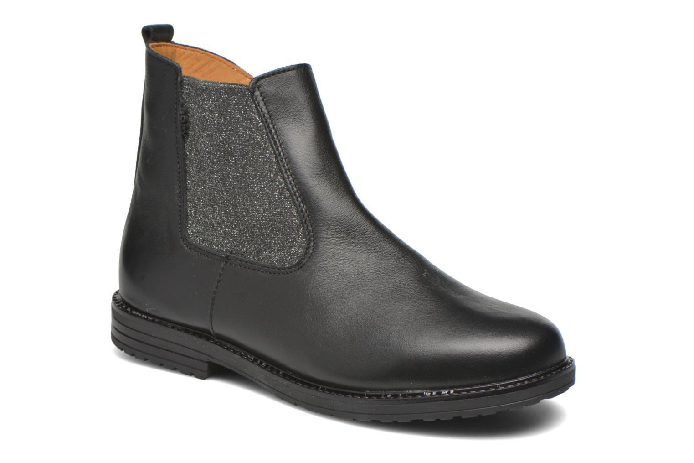 Bottines et boots Bopy Sermes Noir vue détail/paire