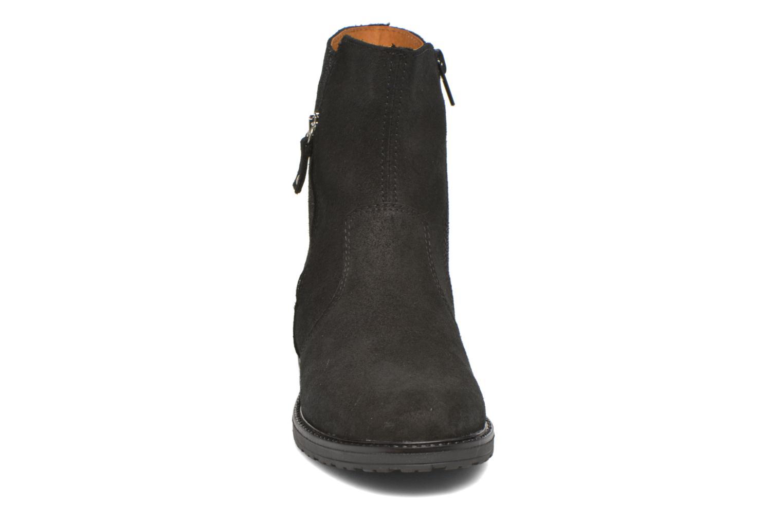 Stiefel Bopy Sokada schwarz schuhe getragen