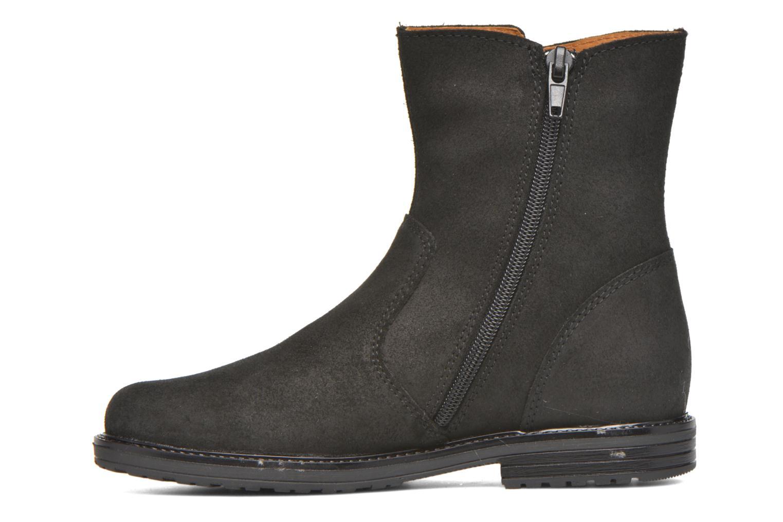 Stiefel Bopy Sokada schwarz ansicht von vorne