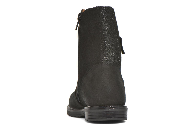 Stiefel Bopy Sokada schwarz ansicht von rechts