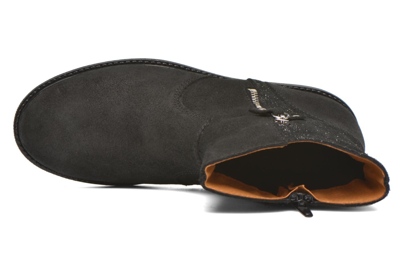 Stiefel Bopy Sokada schwarz ansicht von links