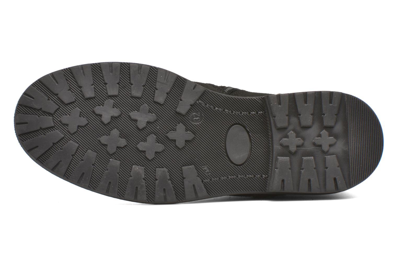 Stiefel Bopy Sokada schwarz ansicht von oben