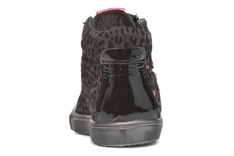 Sneakers Bopy Somimi Nero immagine destra