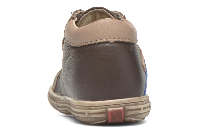 Stiefeletten & Boots Bopy Zafer braun ansicht von rechts
