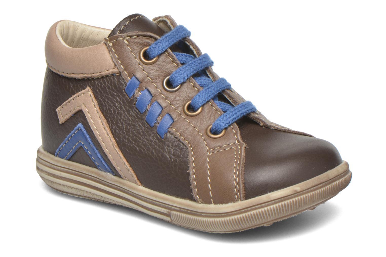 Stiefeletten & Boots Bopy Zafer braun detaillierte ansicht/modell