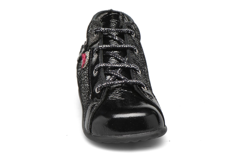 Chaussures à lacets Bopy Zepali Noir vue portées chaussures