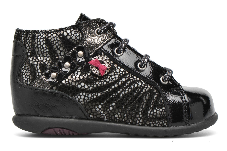 Chaussures à lacets Bopy Zepali Noir vue derrière