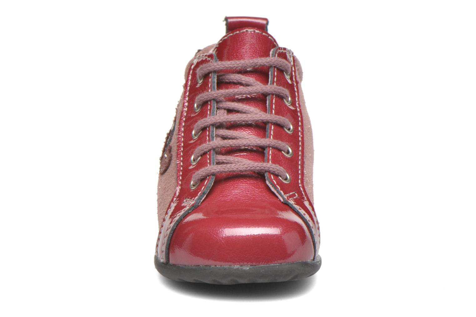Ankle boots Bopy Zocotte Pink model view