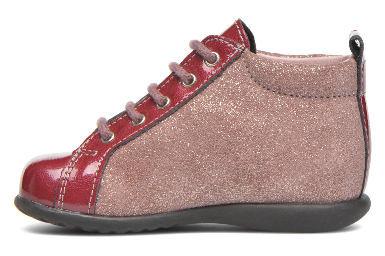 Ankle boots Bopy Zocotte Pink front view
