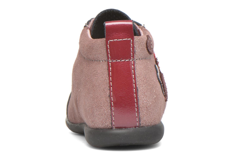 Boots en enkellaarsjes Bopy Zocotte Roze rechts