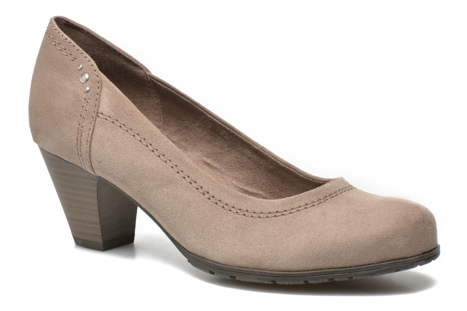 Escarpins Jana shoes Jiveo 2 Beige vue détail/paire