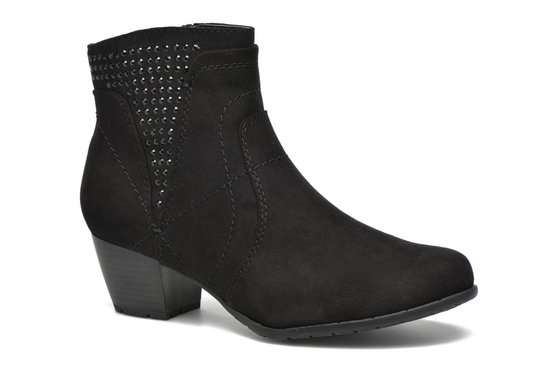 Jana shoes Luzerne (Noir) - Bottines et boots chez Sarenza (261198)
