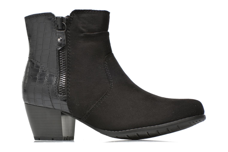 Bottines et boots Jana shoes Scille Noir vue derrière