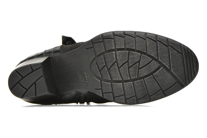 Stiefeletten & Boots Jana shoes Scille schwarz ansicht von oben