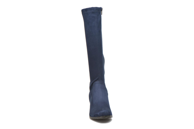 Bottes Jana shoes Lulu 2 Bleu vue portées chaussures