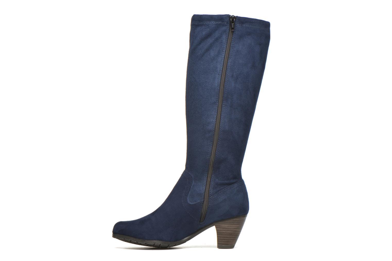 Bottes Jana shoes Lulu 2 Bleu vue face