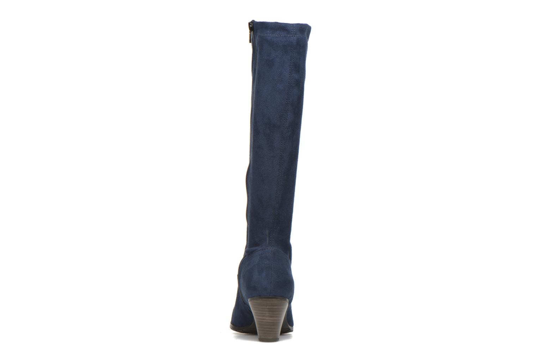 Bottes Jana shoes Lulu 2 Bleu vue droite