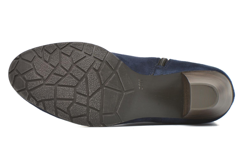 Bottes Jana shoes Lulu 2 Bleu vue haut