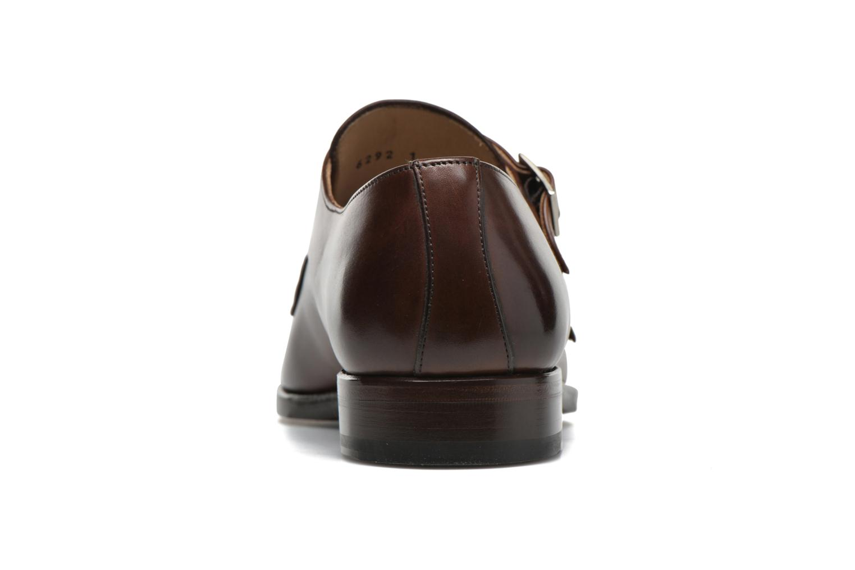 Mocassins Marvin&Co Luxe Witruck - Cousu Goodyear Marron vue droite