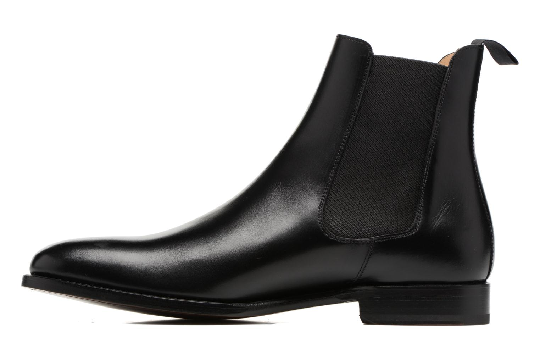 Bottines et boots Marvin&Co Luxe WASPEN Noir vue face