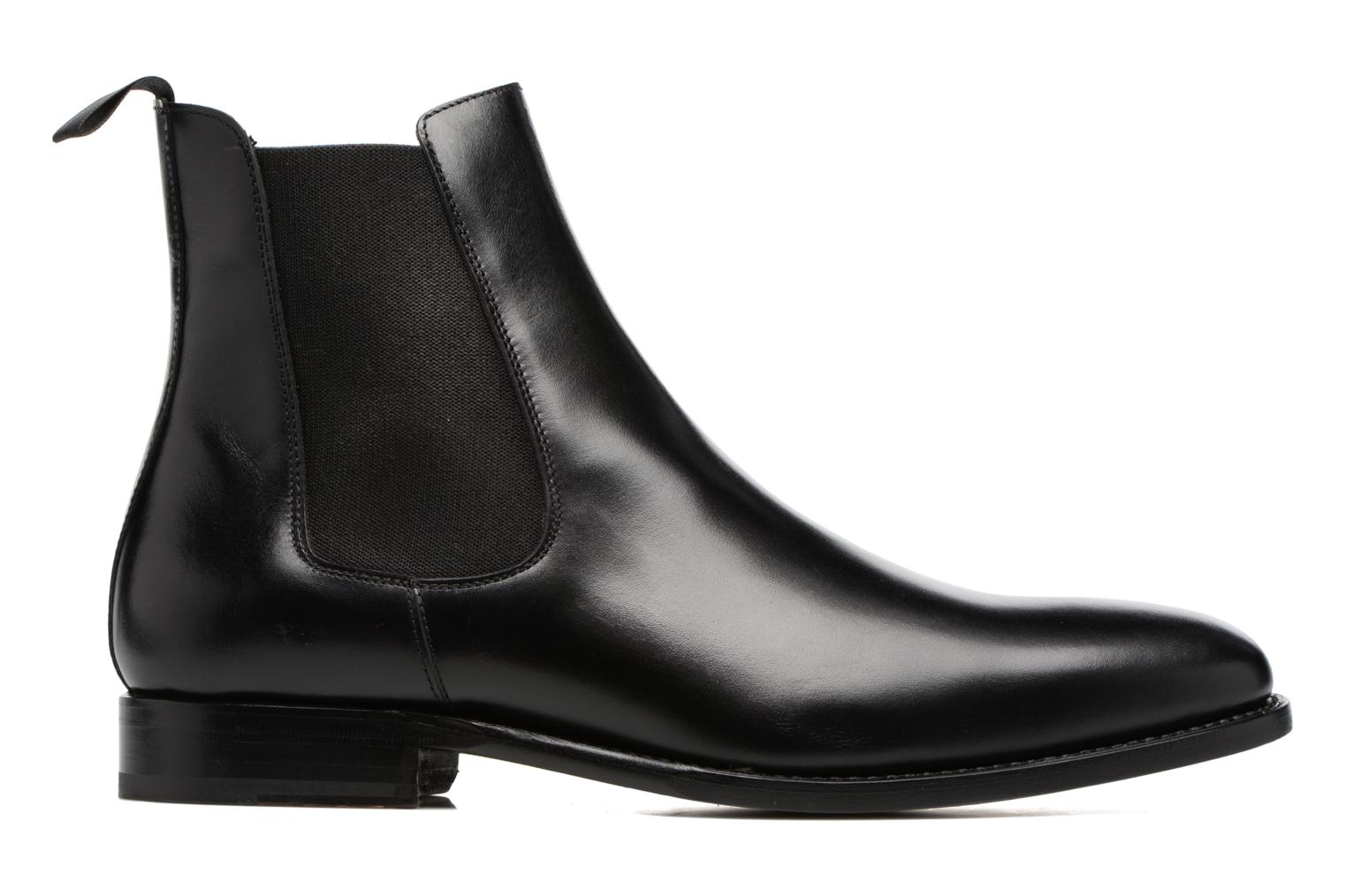 Botines  Marvin&Co Luxe WASPEN - Cousu Goodyear Negro vistra trasera