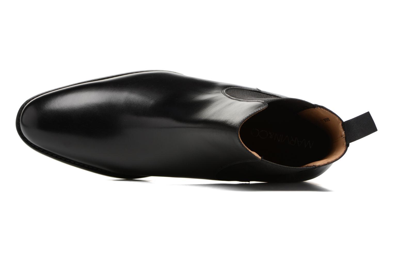 Bottines et boots Marvin&Co Luxe WASPEN - Cousu Goodyear Noir vue gauche