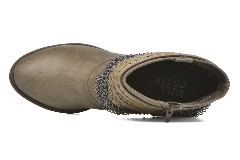 Bottines et boots Bullboxer Lipika Vert vue gauche