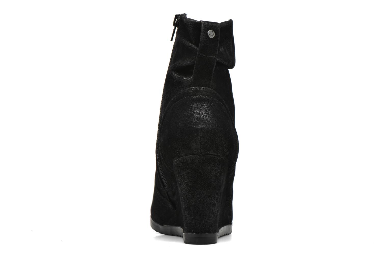 Stiefeletten & Boots Bullboxer Bala schwarz ansicht von rechts