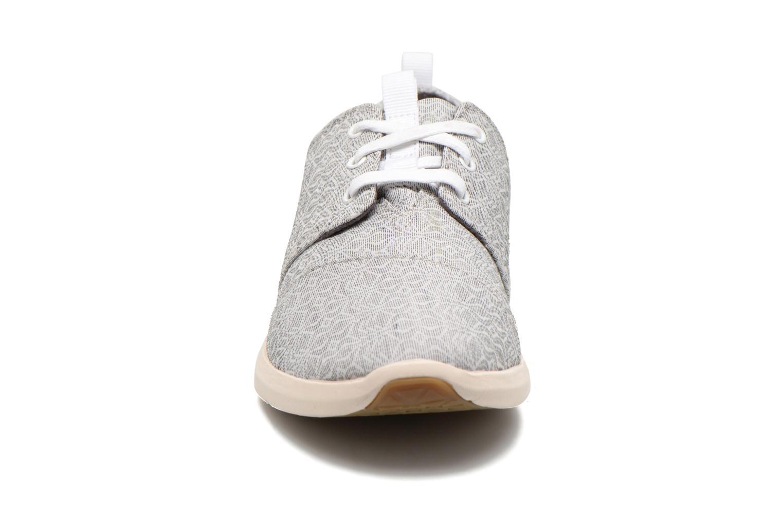 Sneaker TOMS Del Rey Sneaker grau schuhe getragen
