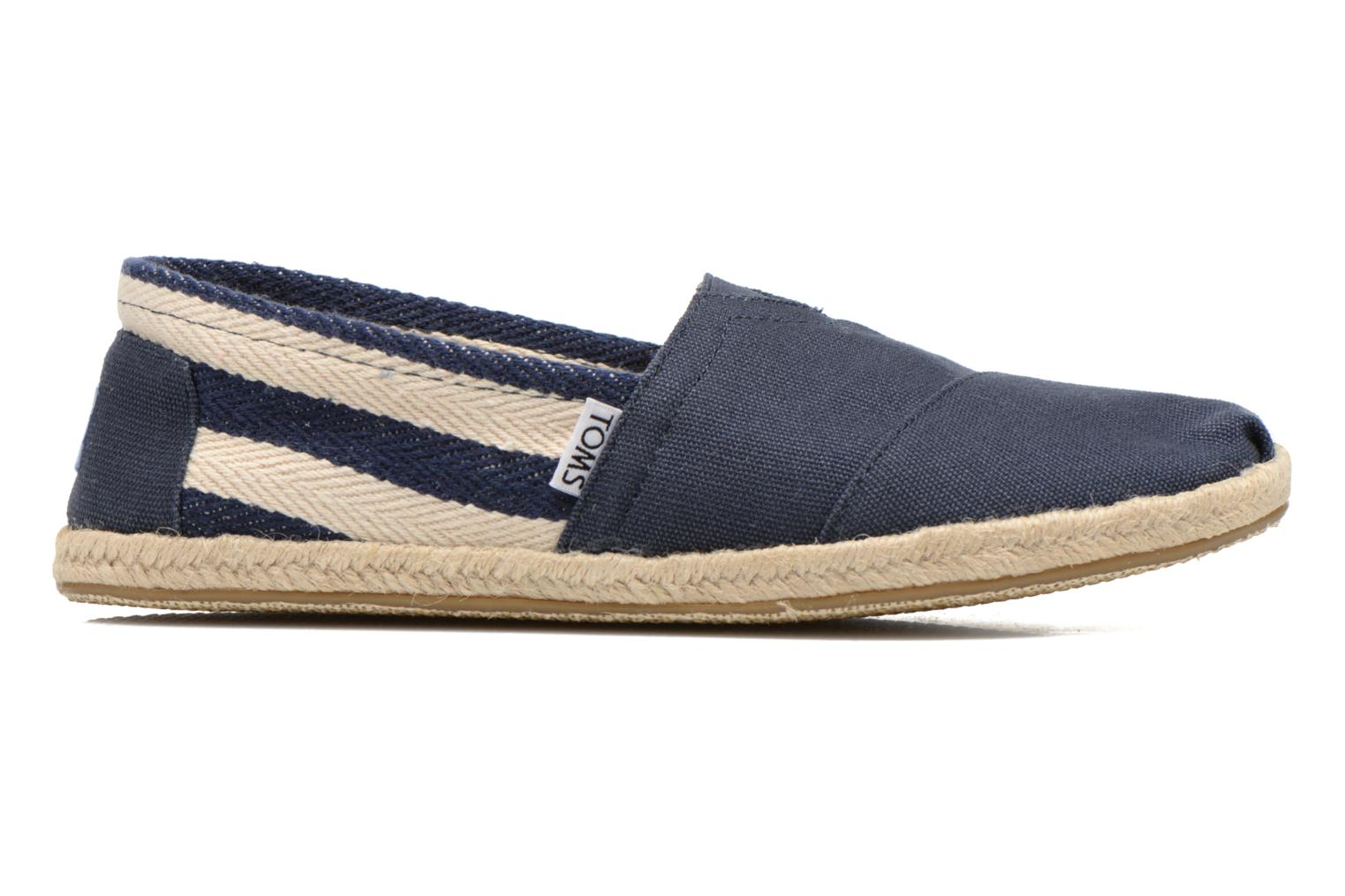 University Classics Navy stripes
