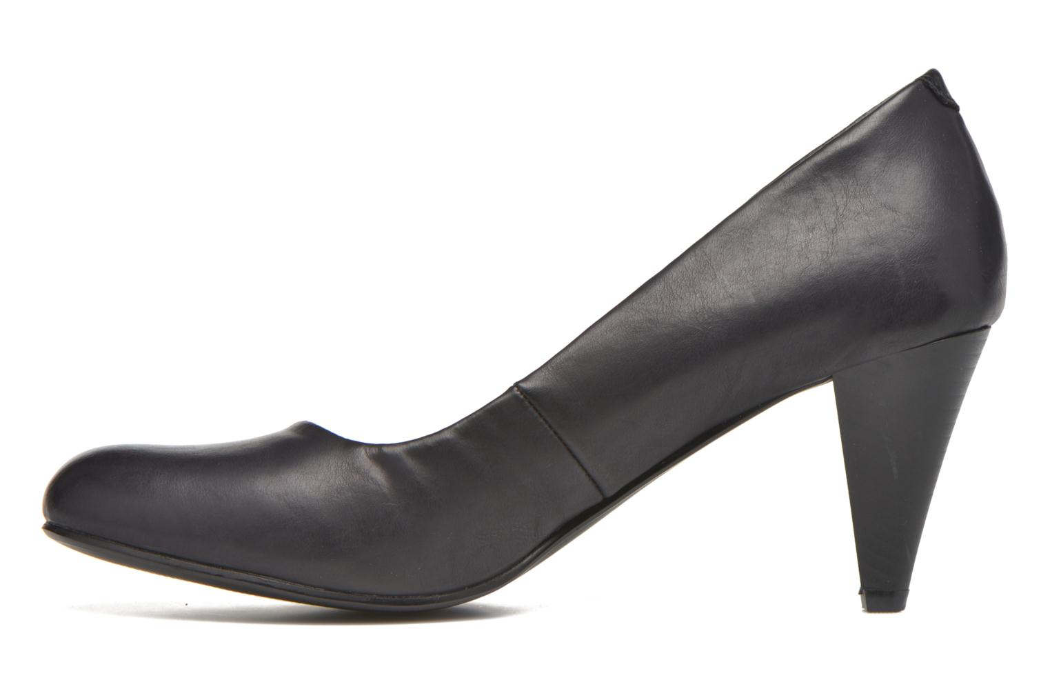 High heels I Love Shoes Thadi Size + Black front view