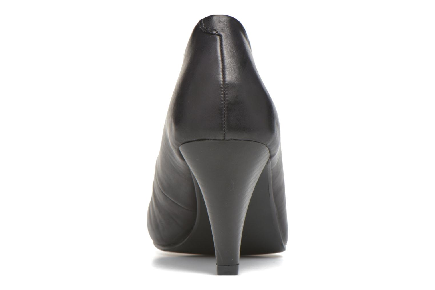 High heels I Love Shoes Thadi Size + Black view from the right