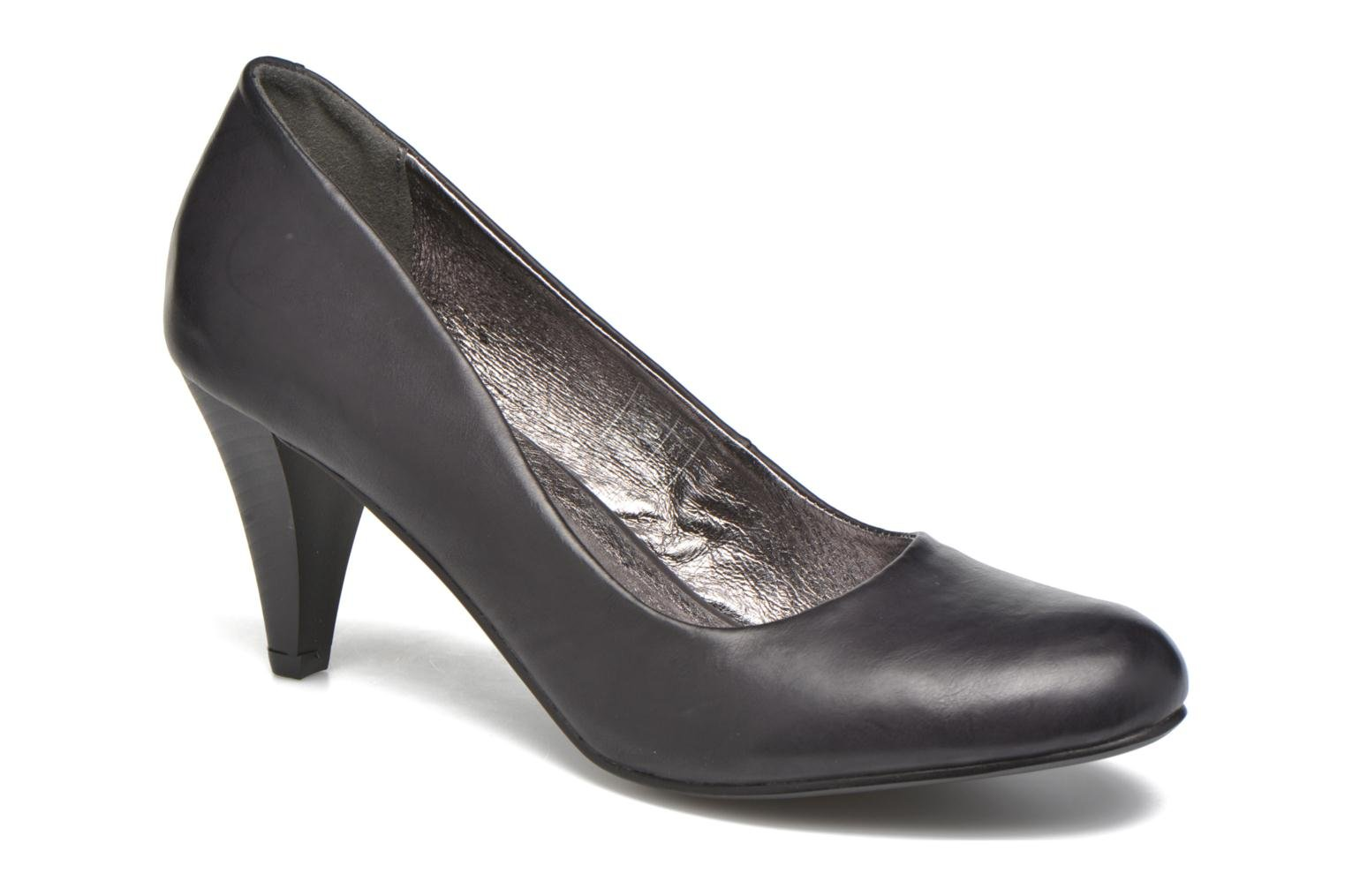 High heels I Love Shoes Thadi Size + Black detailed view/ Pair view