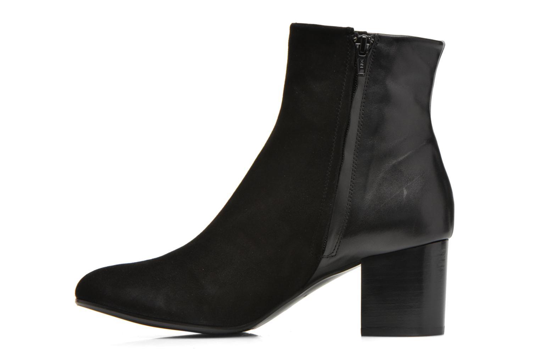 Bottines et boots Billi Bi Ancolie Noir vue face