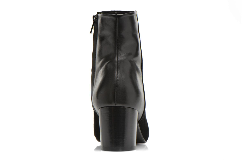 Bottines et boots Billi Bi Ancolie Noir vue droite