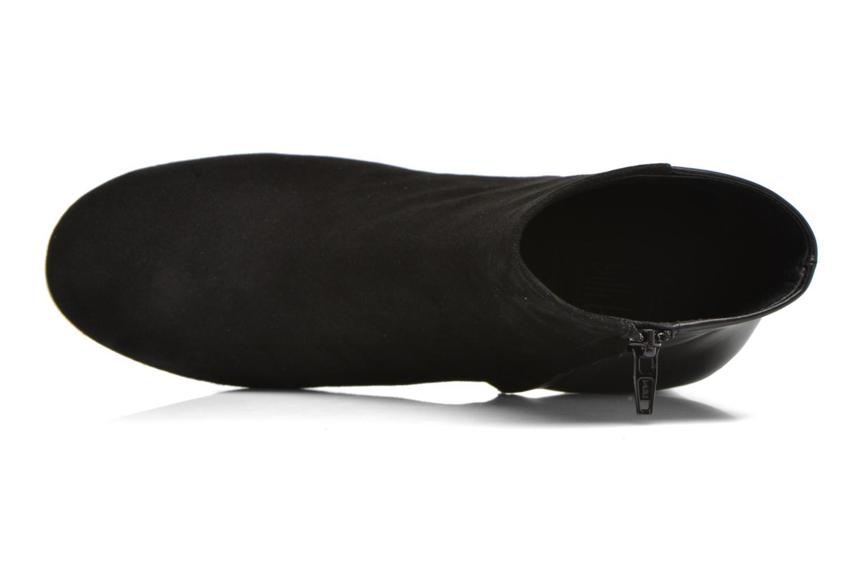 Bottines et boots Billi Bi Ancolie Noir vue gauche
