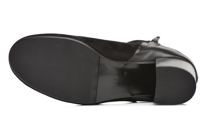 Bottines et boots Billi Bi Ancolie Noir vue haut