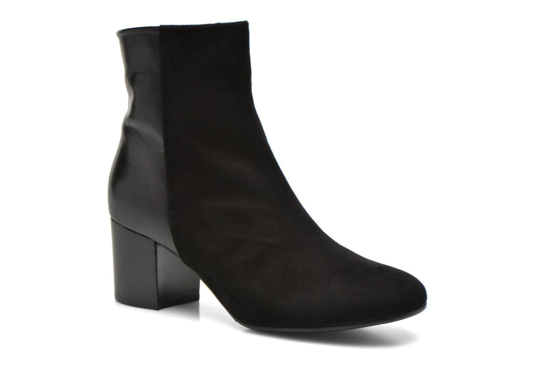 Bottines et boots Billi Bi Ancolie Noir vue détail/paire