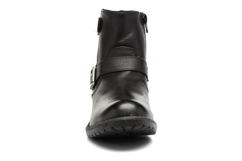 Bottines et boots Bullboxer Margota Noir vue portées chaussures