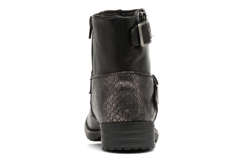 Bottines et boots Bullboxer Margota Noir vue droite