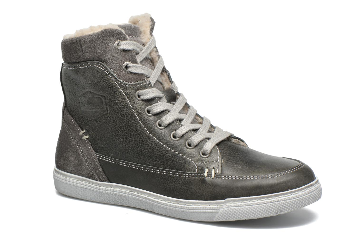 Johnson Dark Grey