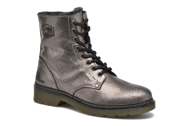 Bottines et boots Bullboxer Joanna Argent vue détail/paire