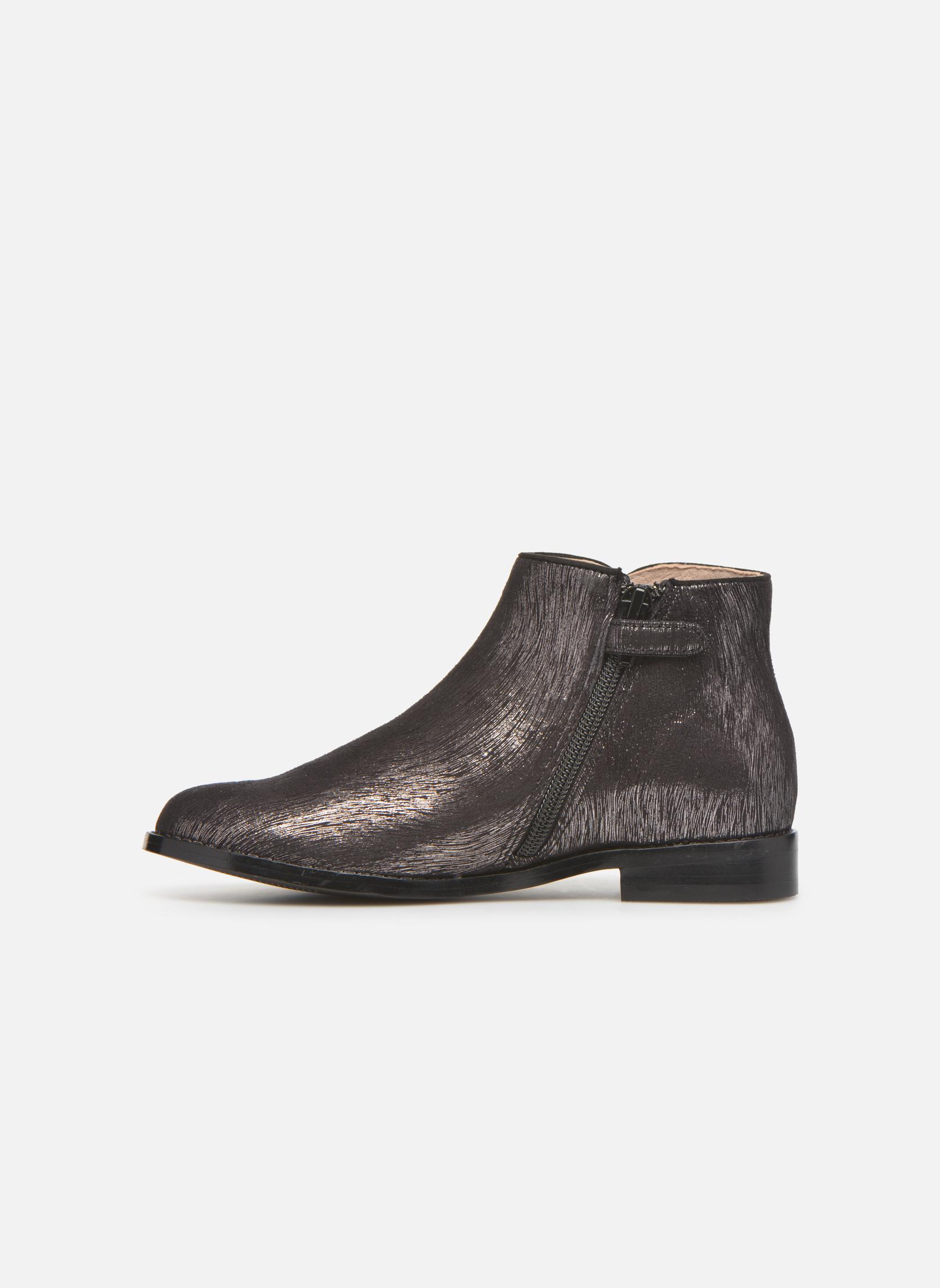 Stiefeletten & Boots Mellow Yellow Mnalana grau ansicht von vorne
