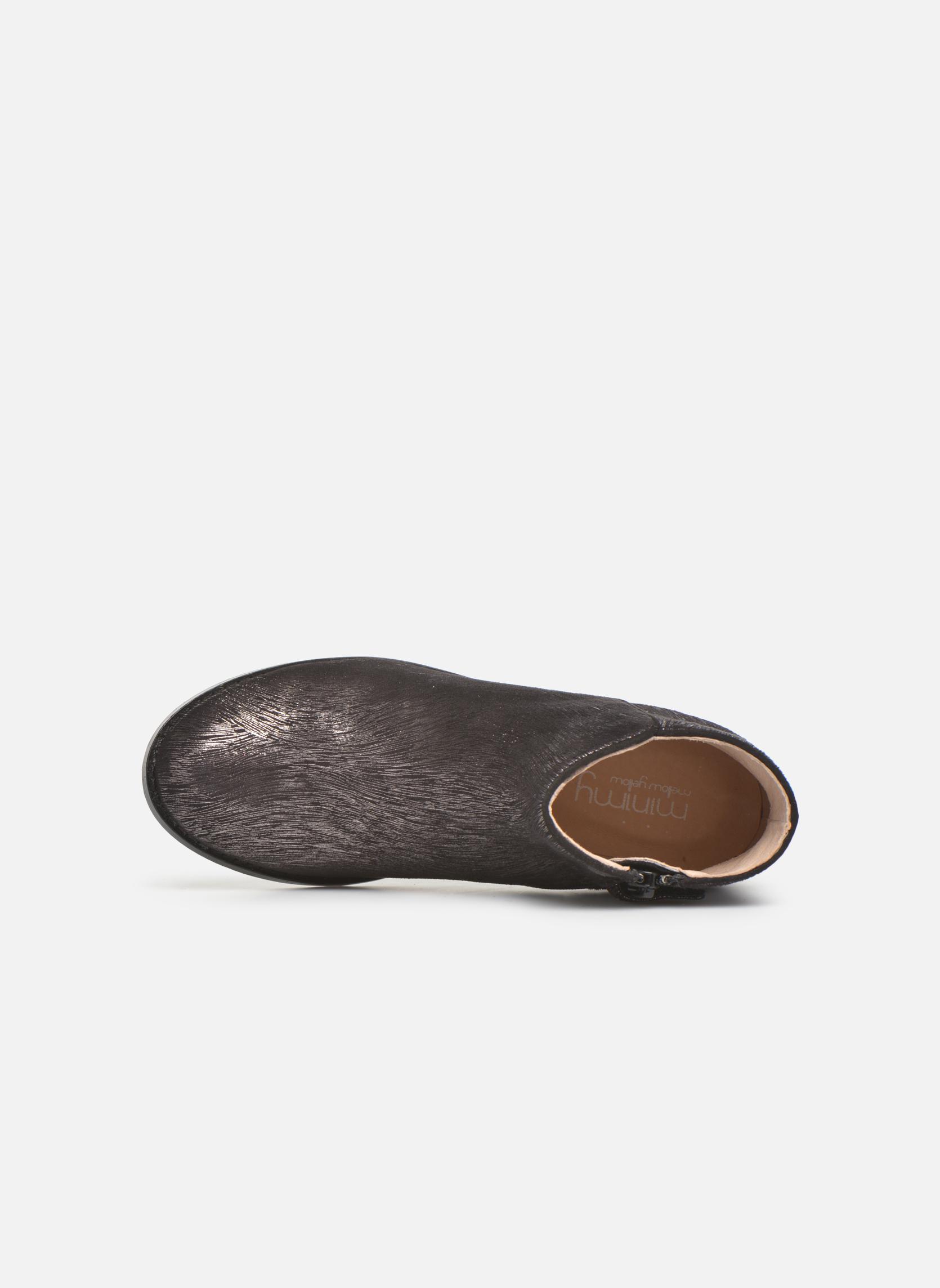 Stiefeletten & Boots Mellow Yellow Mnalana grau ansicht von links