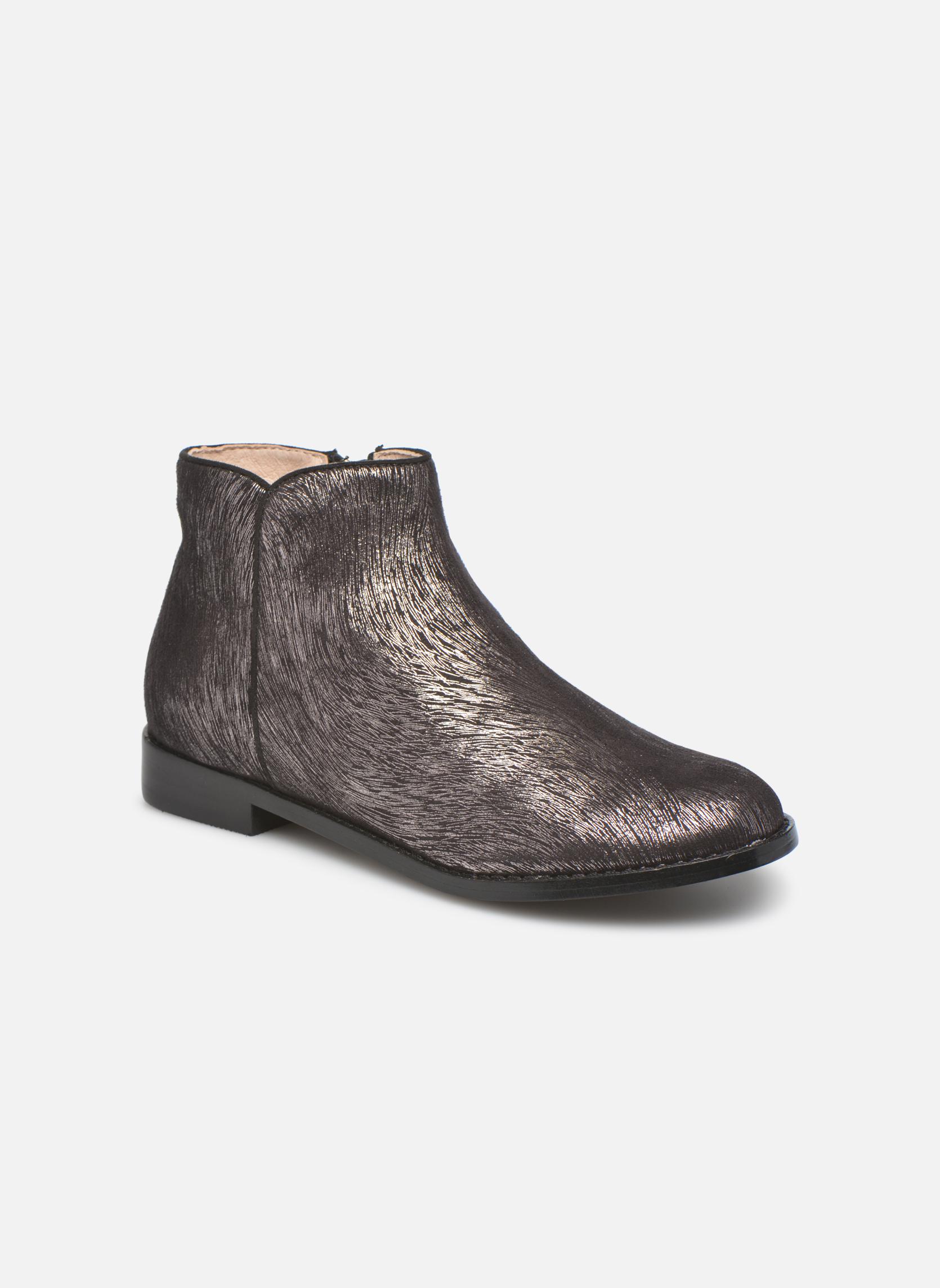 Stiefeletten & Boots Mellow Yellow Mnalana grau detaillierte ansicht/modell