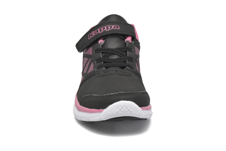 Sport shoes Kappa Fanger Kid EV PU Black model view